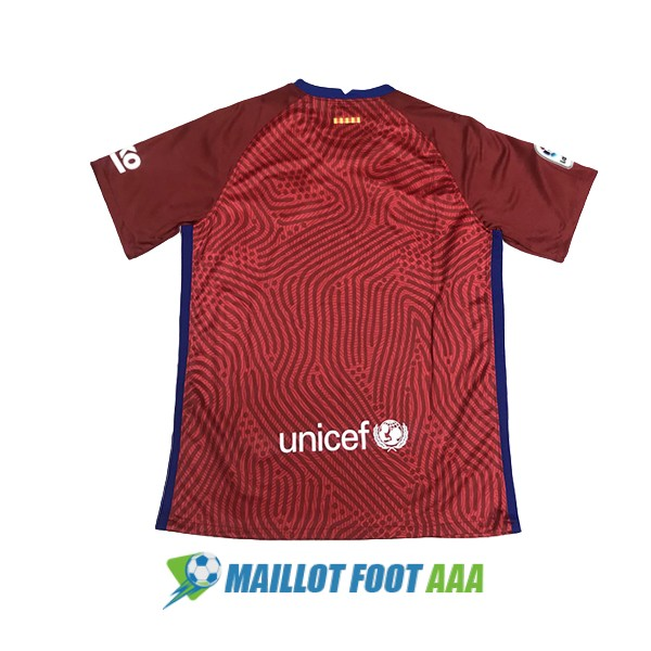 maillot barcelone entrainement 2020-2021 rouge
