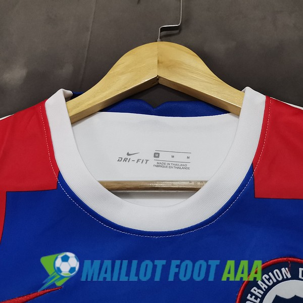 maillot chili 2020 exterieur
