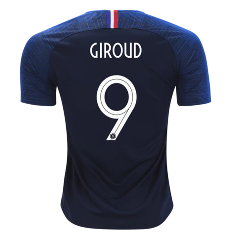 maillot france giroud 2018 domicile