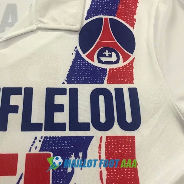 maillot paris saint germain retro 1990-1991 domicile