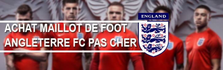 maillot angleterre pas cher
